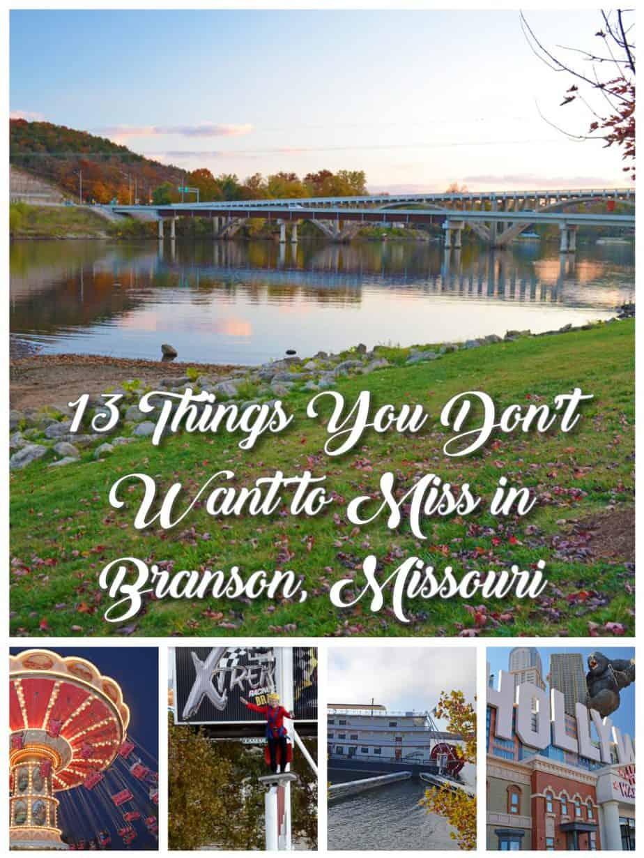 branson attractions