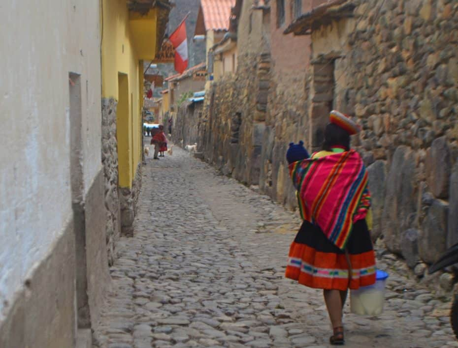 best hikes baby boomers Peru Sacred Valley