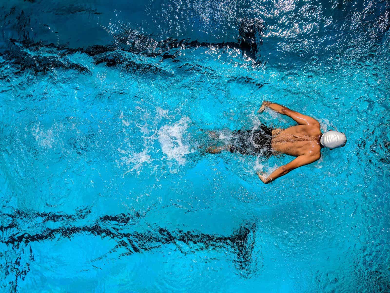 swim new york city