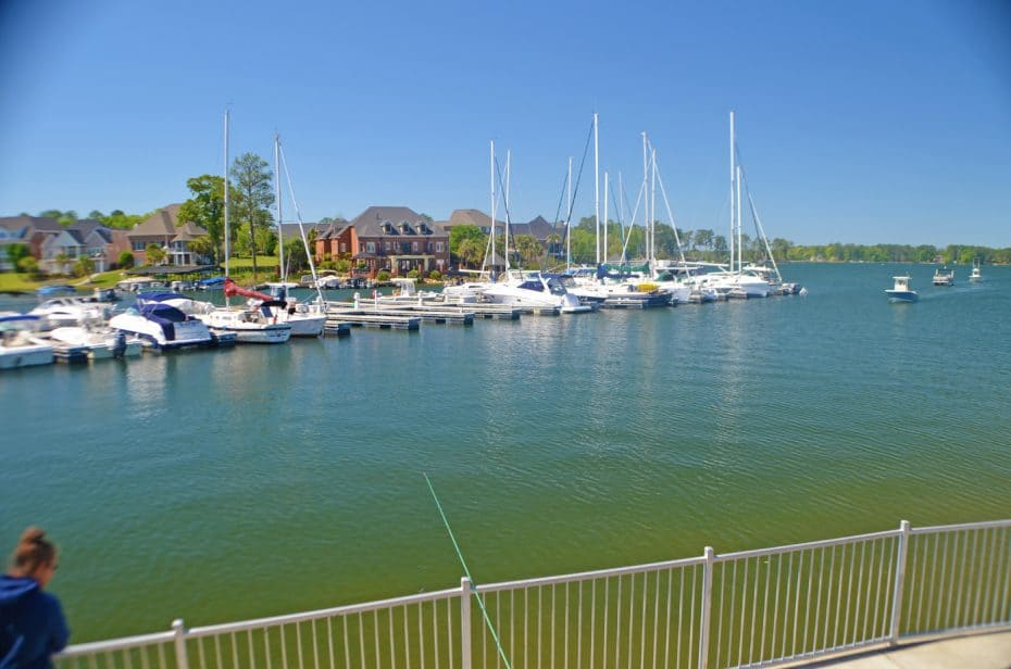 lake murray marina