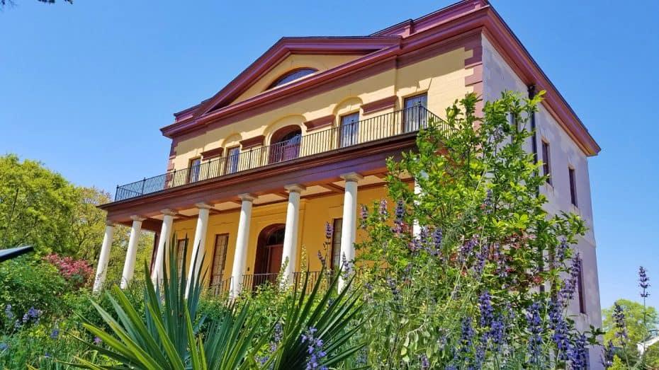 hampton preston mansion
