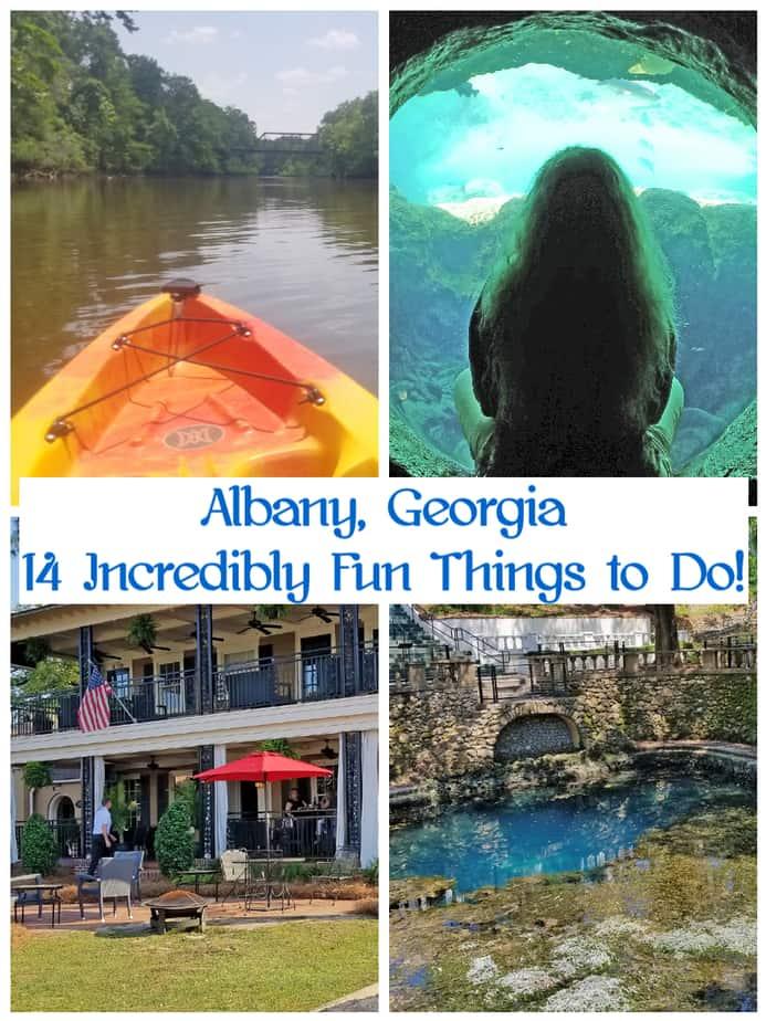 albany ga