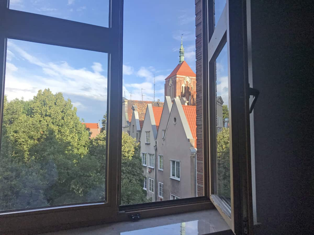 best place to stay in Gdansk