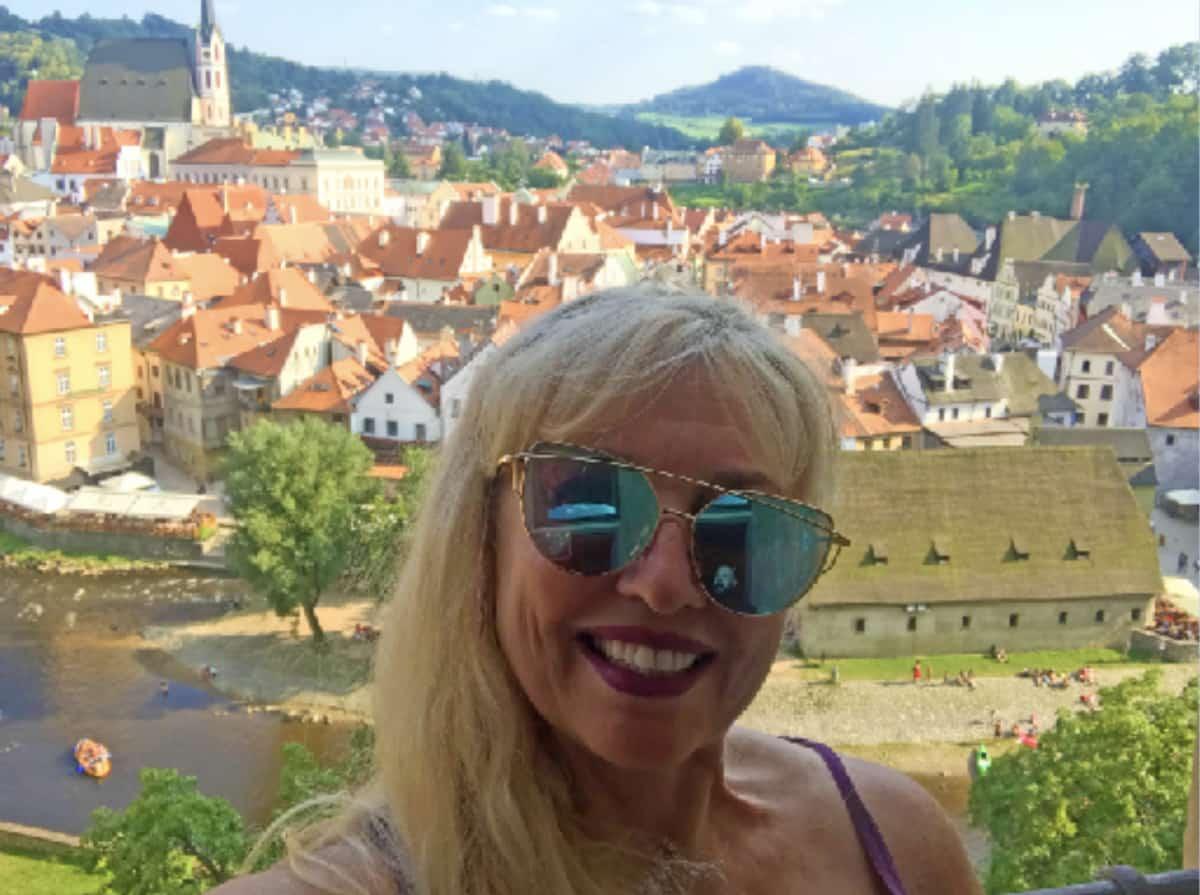 castle cesky krumlov