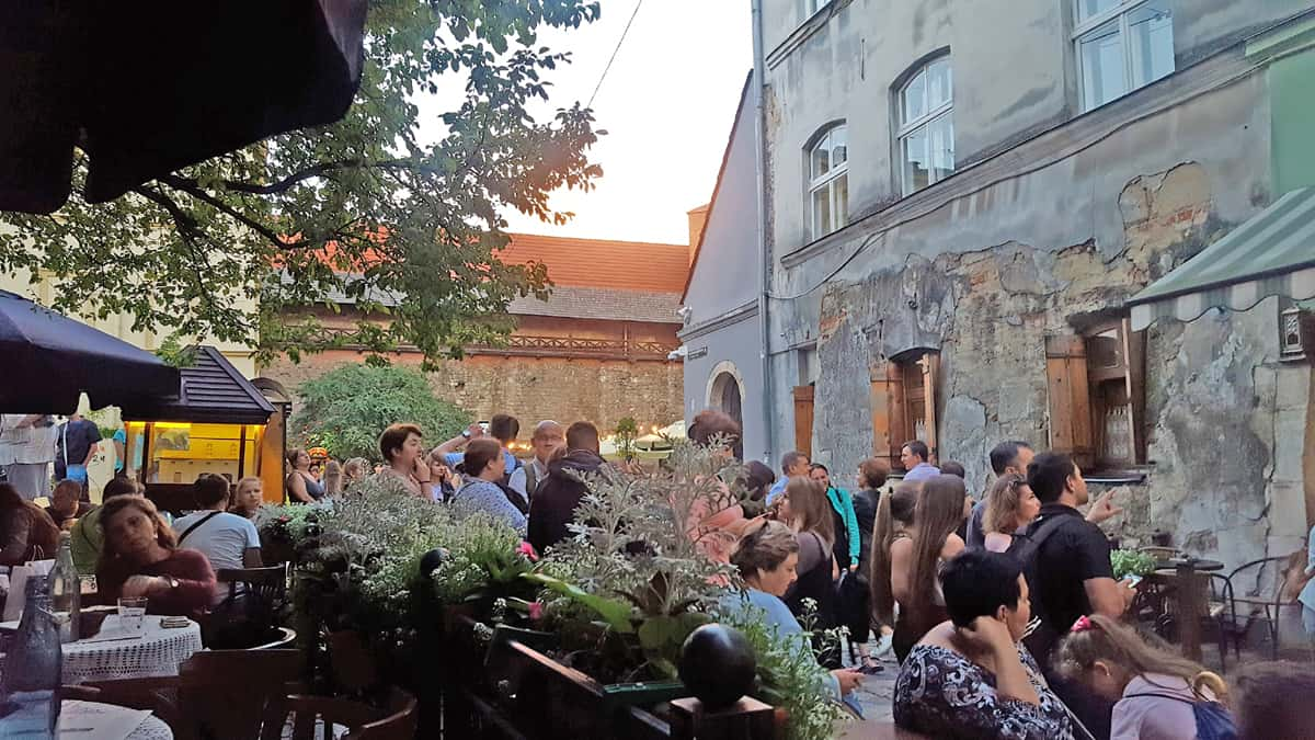 restaurants in lviv