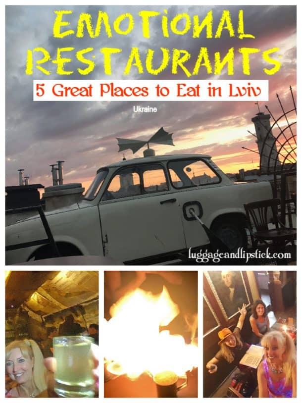 lviv restaurants