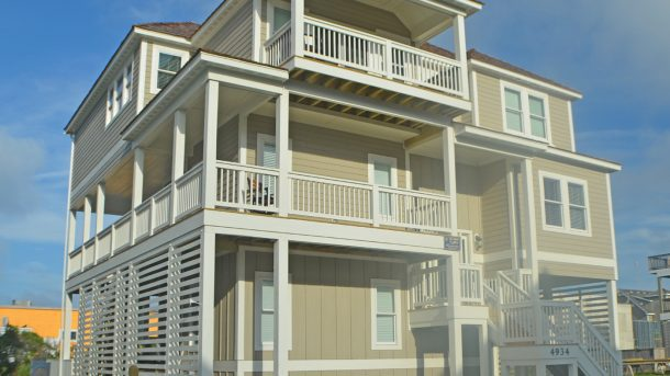 outer banks beach rentals