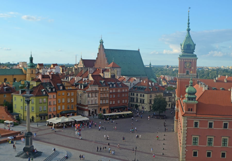 Best Places to Visit in Poland: Travel Guide to Krakow, Warsaw & Gdansk