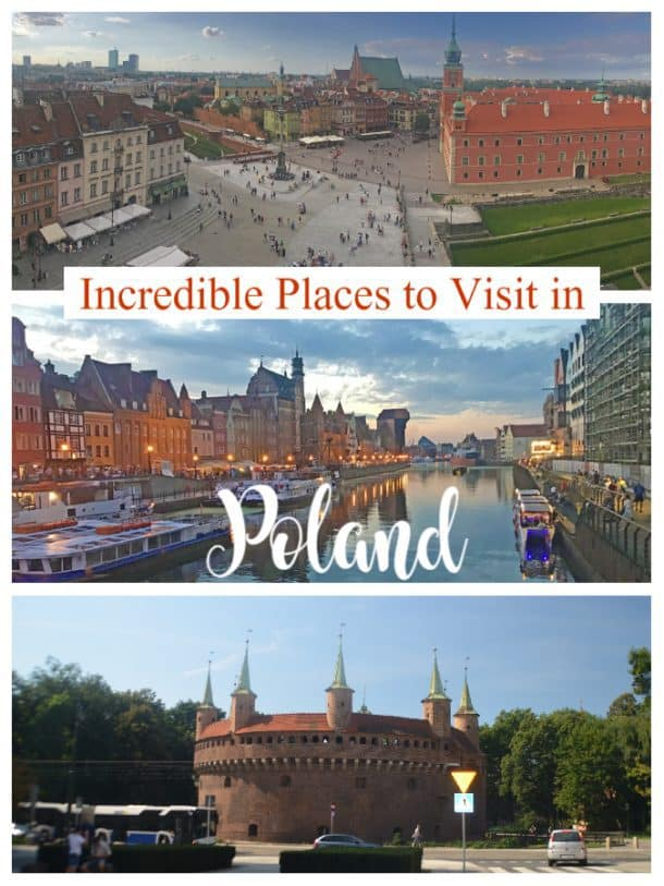 places to go in poland