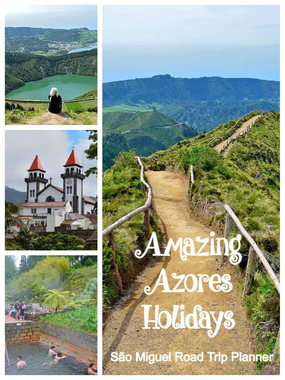 azores holidays
