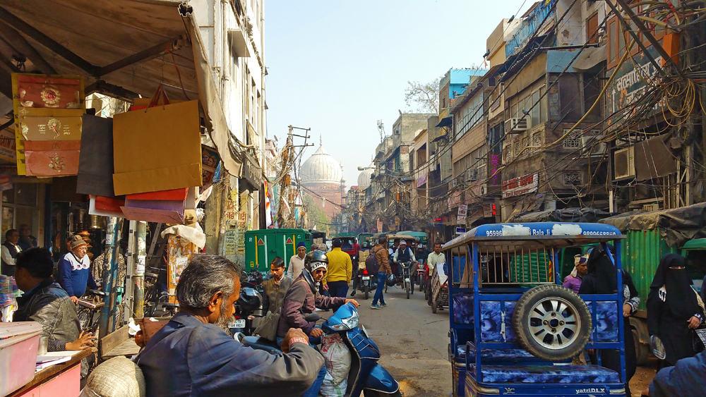 Image result for old delhi