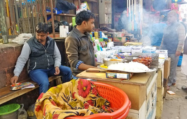 old delhi tourist places