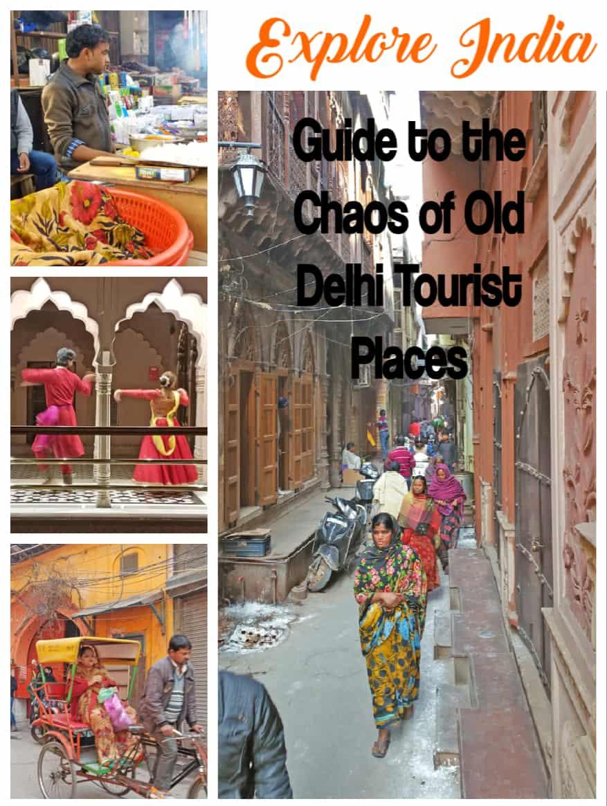 old delhi tourist places