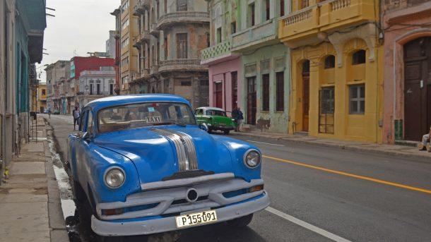 cuba road trip