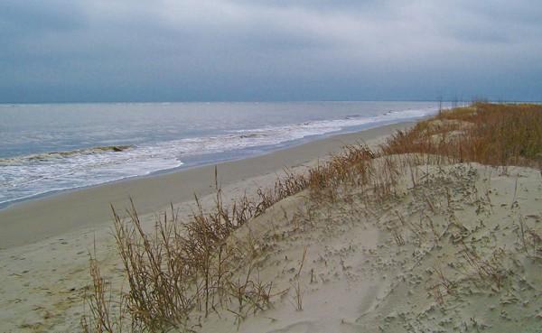 south carolina coast