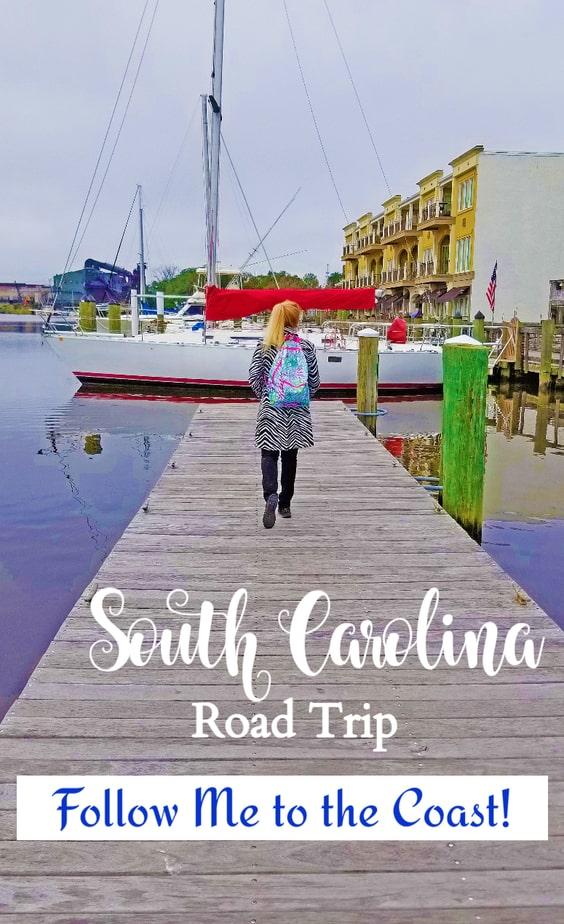 south carolina road trip