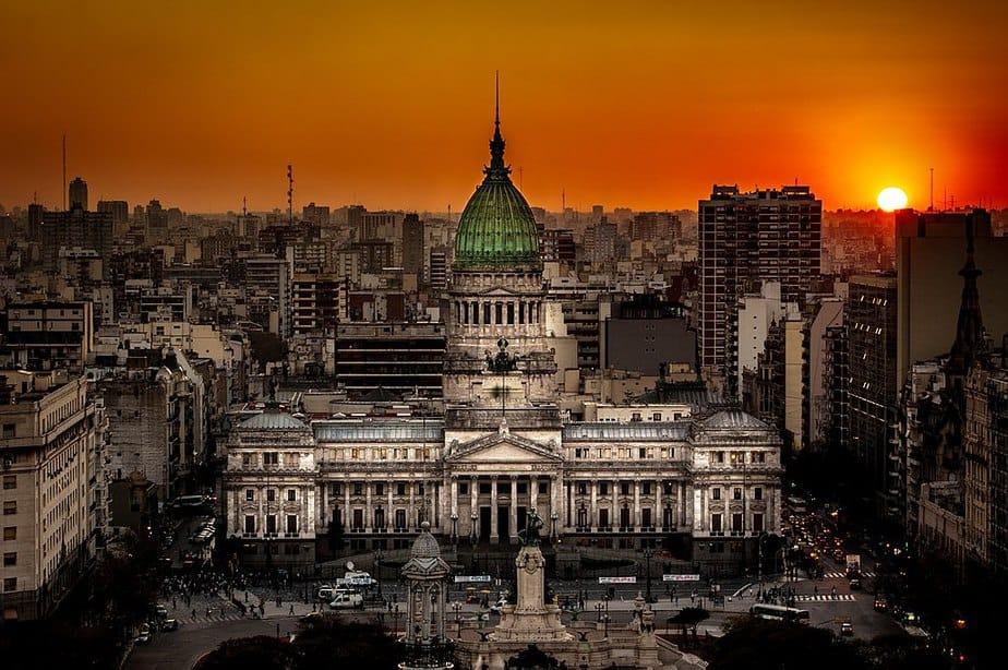 argentina landmarks