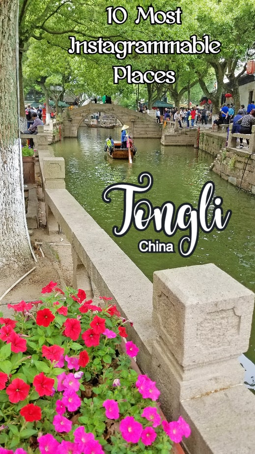most instagrammable places in china