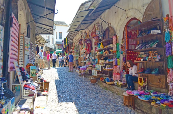 Day Trip to Mostar from Dubrovnik