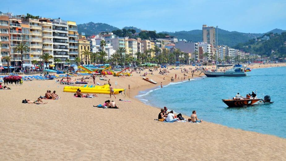 lloret de mar things to do