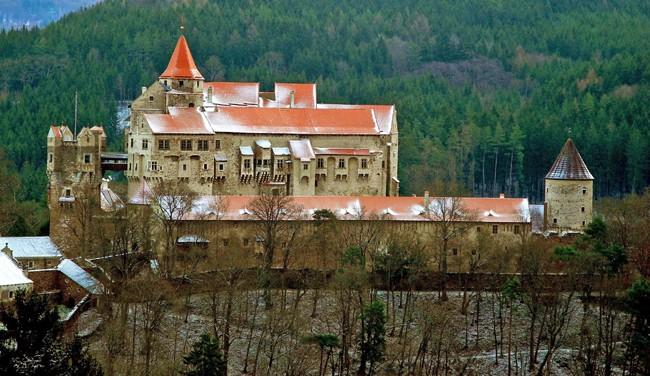 pernstein castle