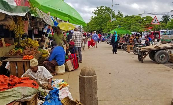 Daranjani Market