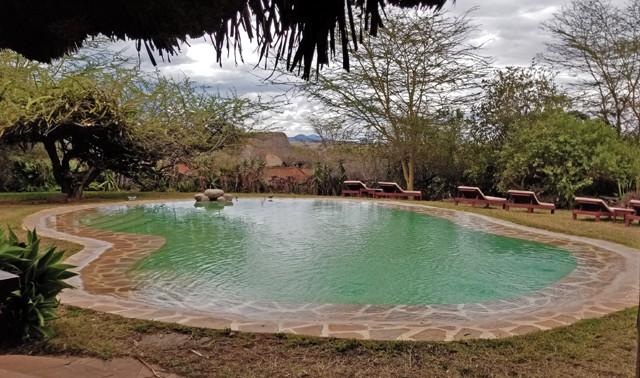 pool at lewa