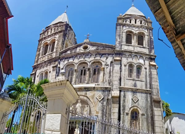 St. Joseph's Cathedral, Stone Town