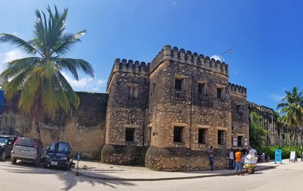 old fort zanzibar