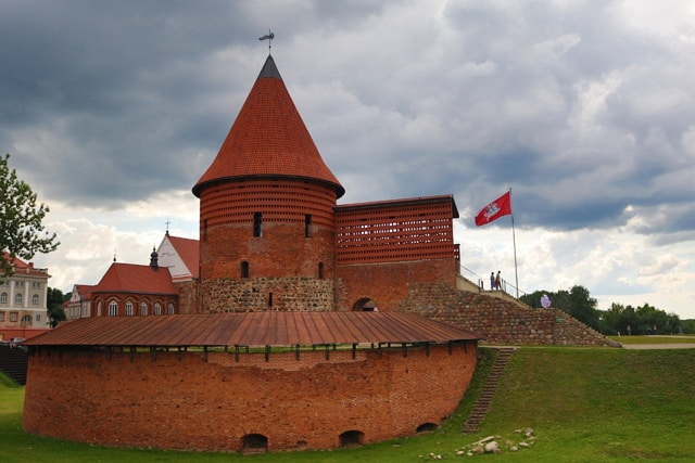 Kaunas castle Lithuania