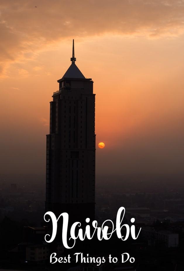 nairobi pin