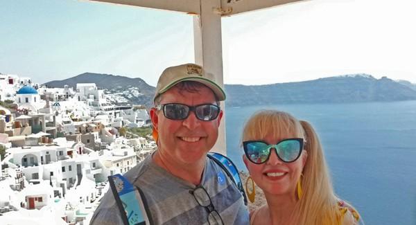 santorini cruise port