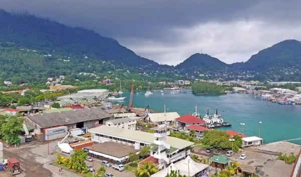 view of port victoria