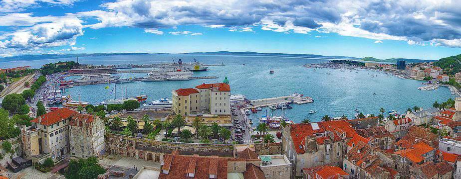 holidays in split croatia