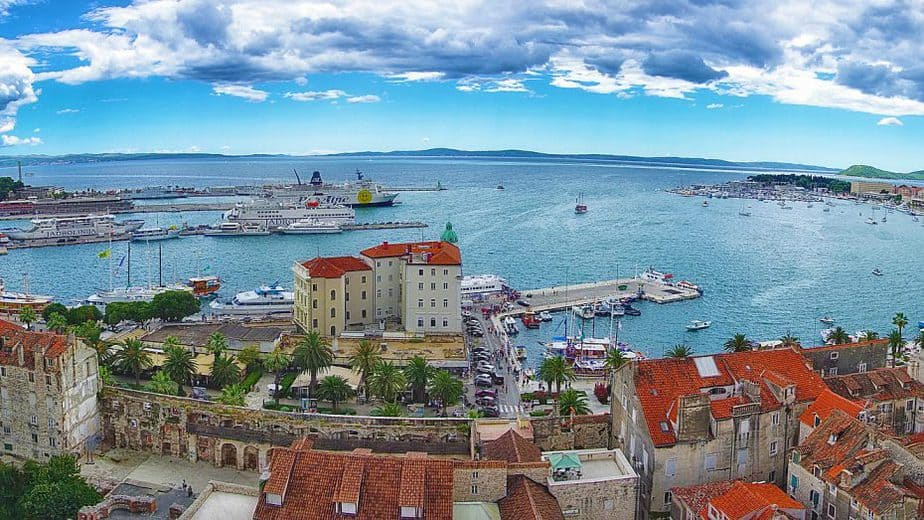 holidays in split croatia