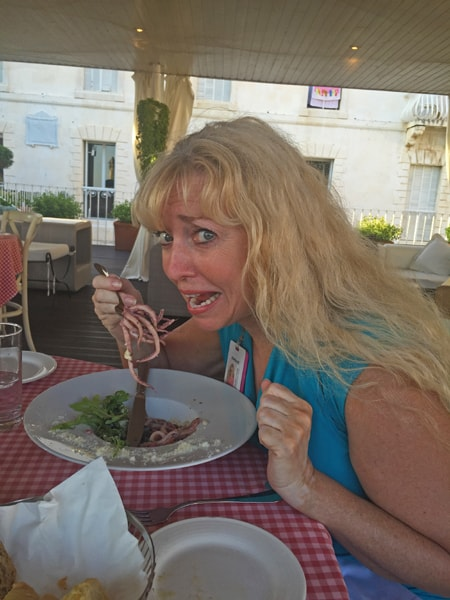 what to eat in hvar