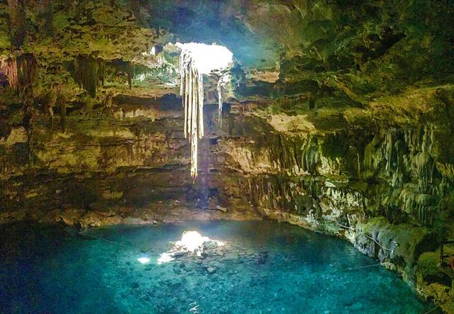 Cenotes Near Valladolid