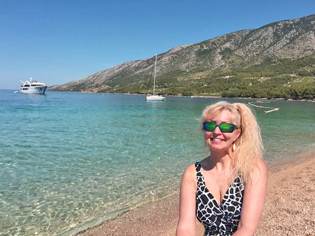 white sand beaches in Europe
