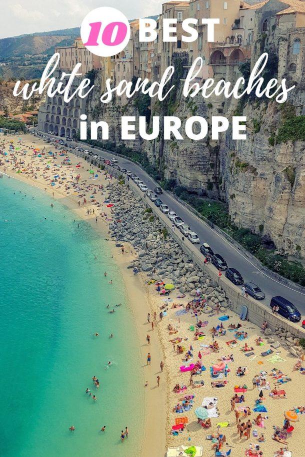 pin europe beaches