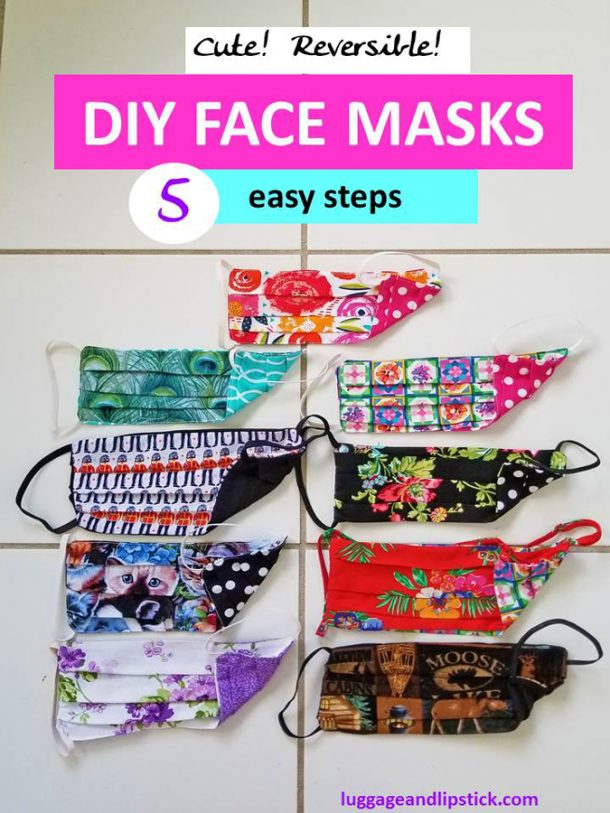 PIN masks