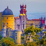 Sintra Castle: Queen for a Day