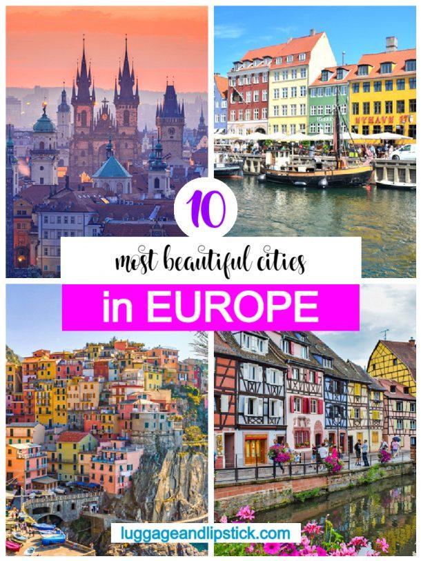pin beautiful cities in europe