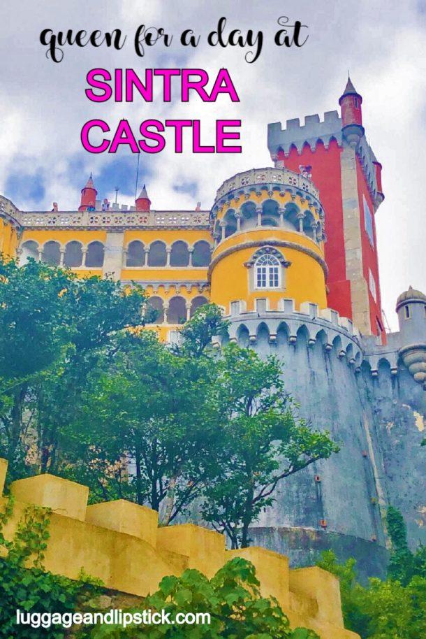 PIN sintra castle