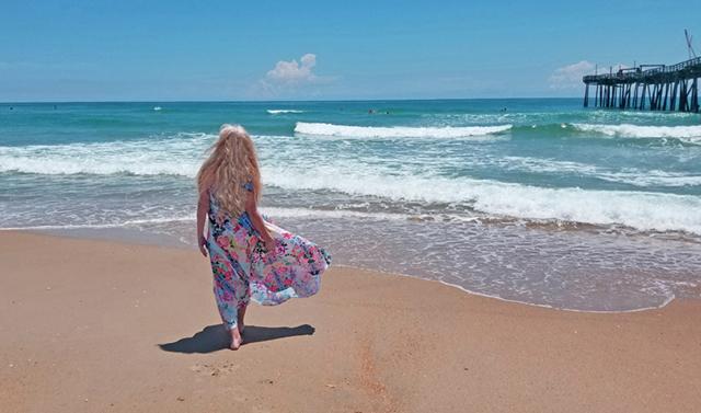 avon beach OBX