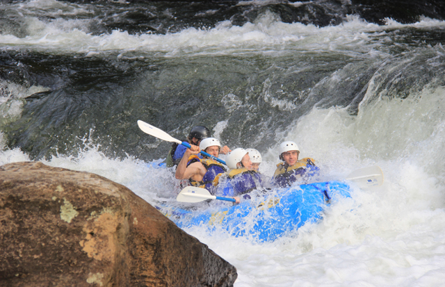 rafting sc