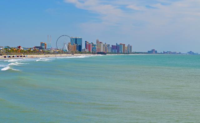 southeastern beaches