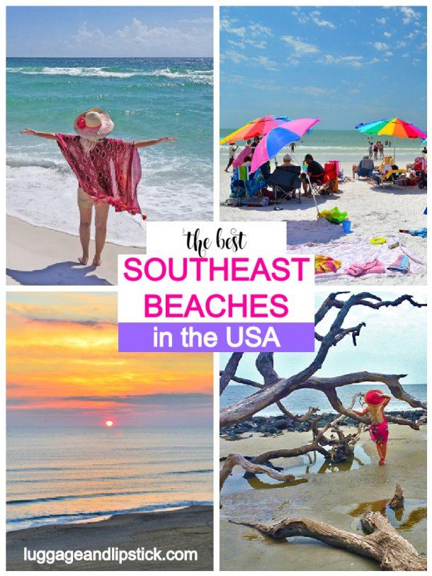 PIN Southeastern Beaches