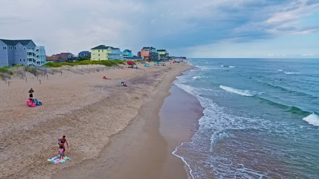 best beach in the outer banks