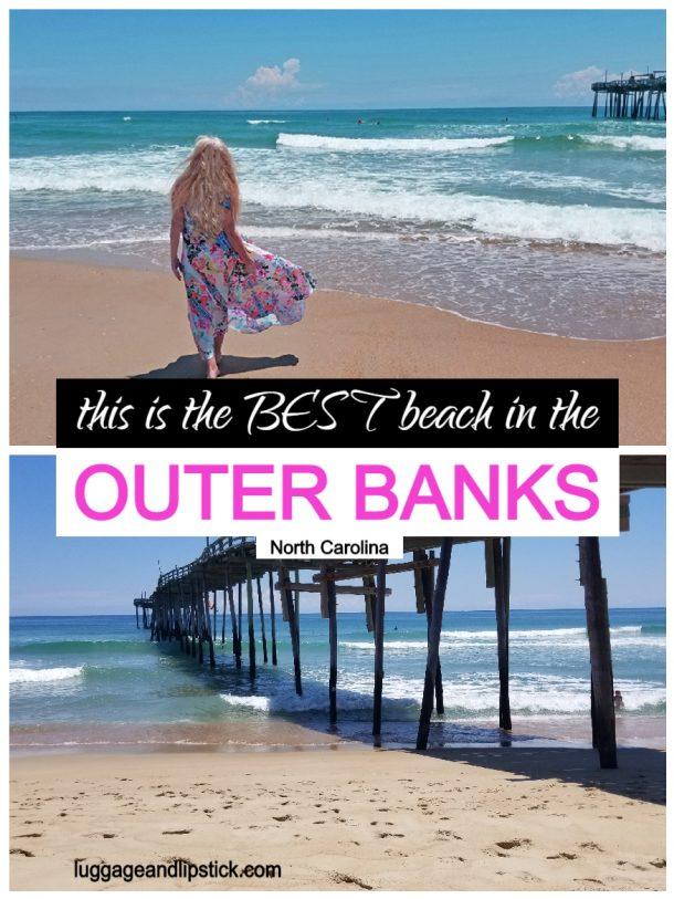 best beach in obx