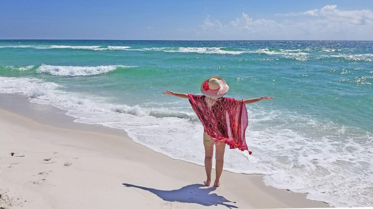 beaches in pensacola fl